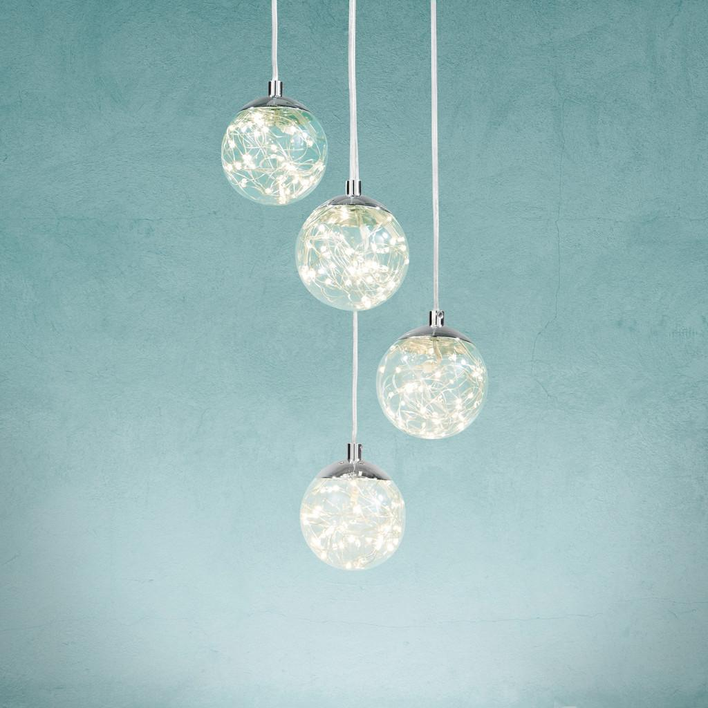 LED-Hängeleuchte Pella