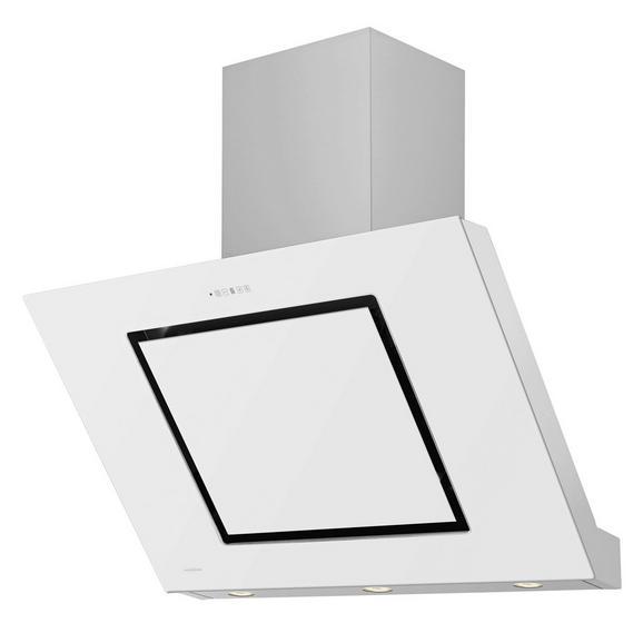 Dunstabzugshaube 876393 - Schwarz/Weiß, Metall (89,6/132/46,2cm) - Oranier