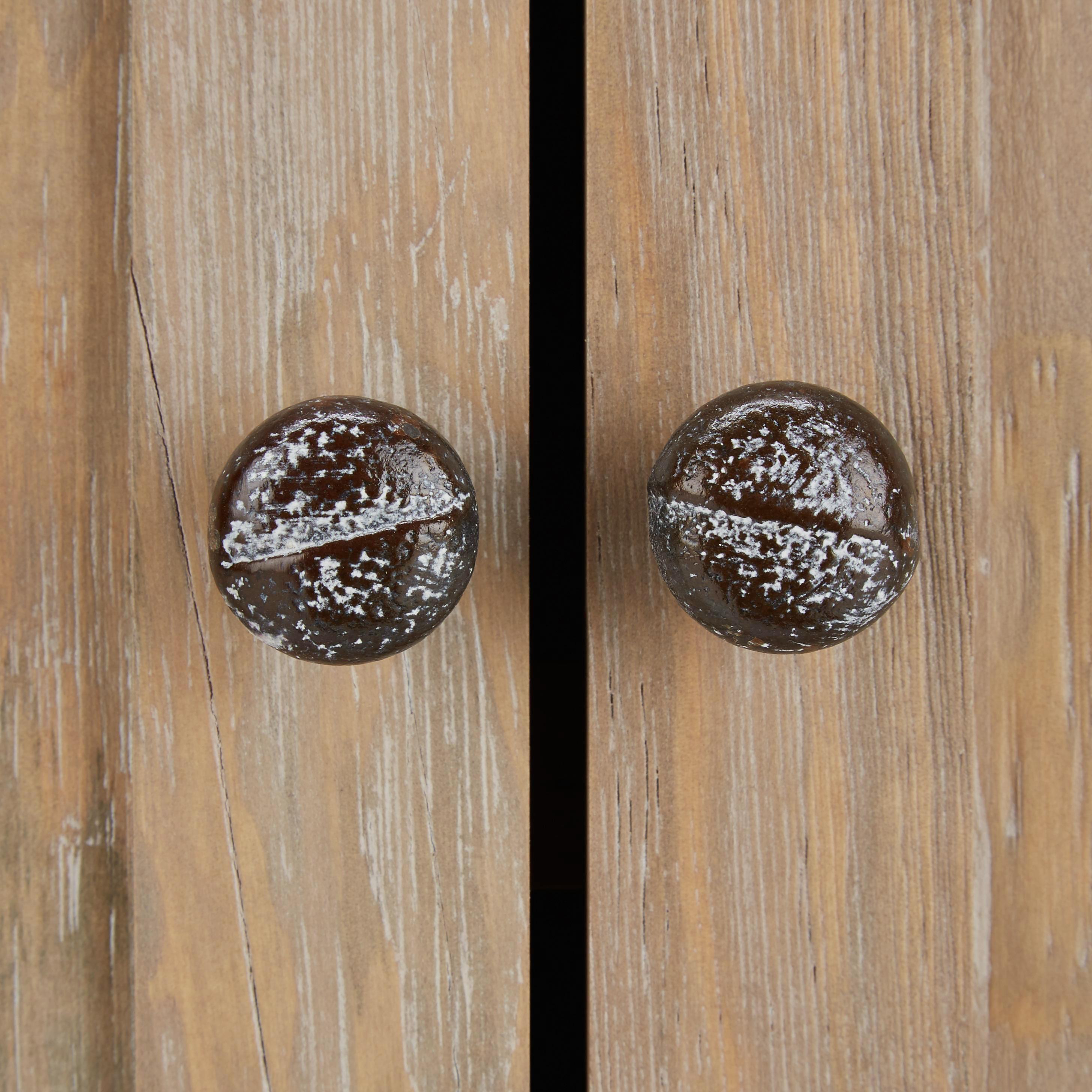 Kommode Savannah - Kieferfarben, ROMANTIK / LANDHAUS, Holz/Metall (73/84,5/73cm) - PREMIUM LIVING