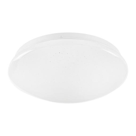 LED-Deckenleuchte Dalia Weiß max. 11 Watt - Weiß, KONVENTIONELL, Kunststoff/Metall (26/8cm) - Mömax modern living