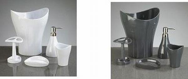 Seifenschale Bella in Weiß - Weiß, KONVENTIONELL, Kunststoff (14,2/10,2/3cm) - MÖMAX modern living