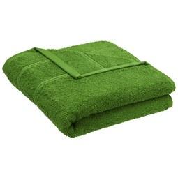 Handtuch Melanie Grün - Grün, Textil (50/100cm) - Mömax modern living