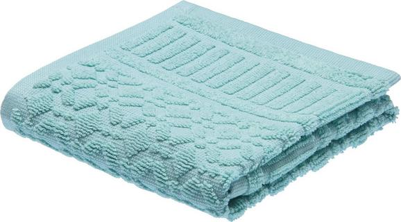 Brisača Carina - zelena, Romantika, tekstil (30/50cm) - Mömax modern living