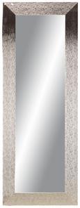 Stensko Ogledalo Sisi Silber - srebrna, Moderno, steklo/leseni material (60/160cm)