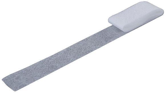 Bügelband in Weiß, ca. 5m - Weiß, Textil (2/500cm) - Mömax modern living