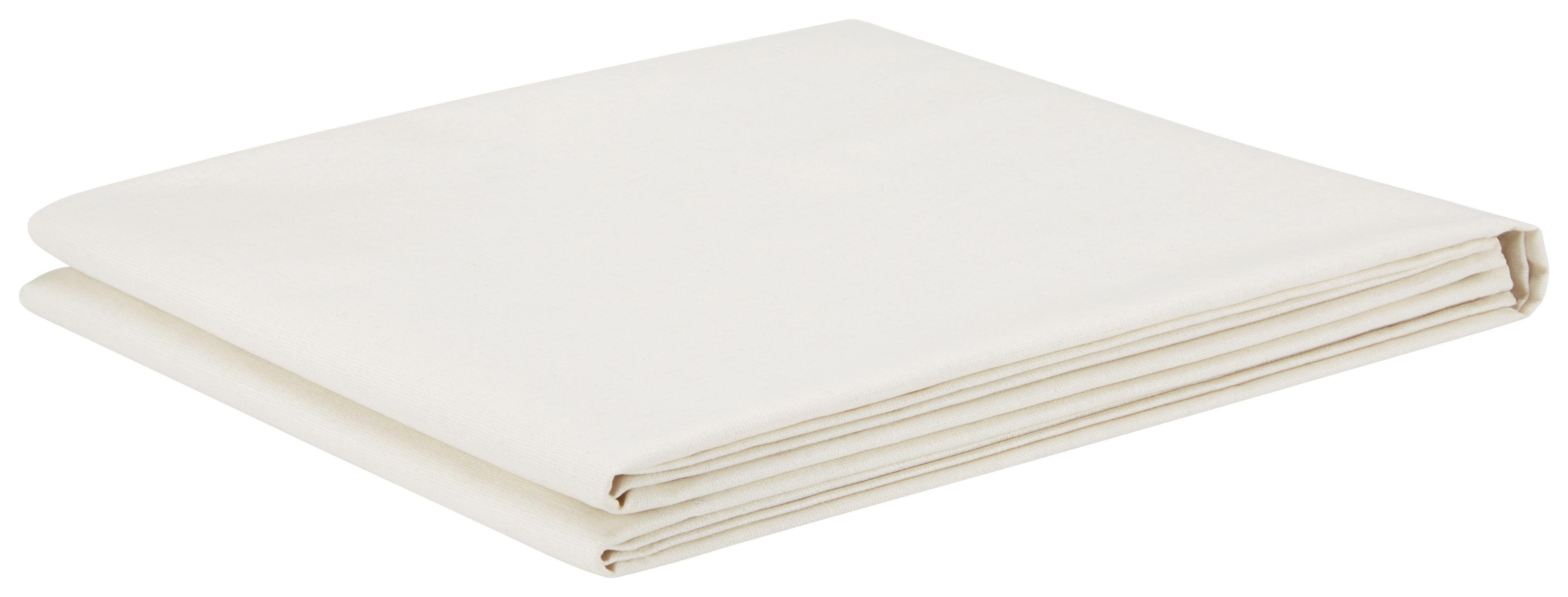 Terítő Cornelia - fehér, textil (130/160cm) - MÖMAX modern living