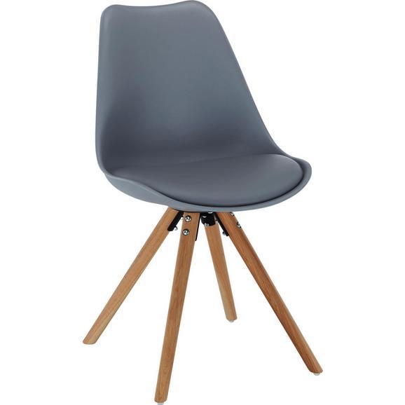 Stuhl in grau eiche online kaufen m max for Stuhl grau holz