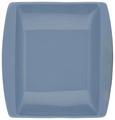 Globoki Krožnik Pura Bleu - svetlo modra, Moderno, keramika (20,4/20,4cm) - Mömax modern living