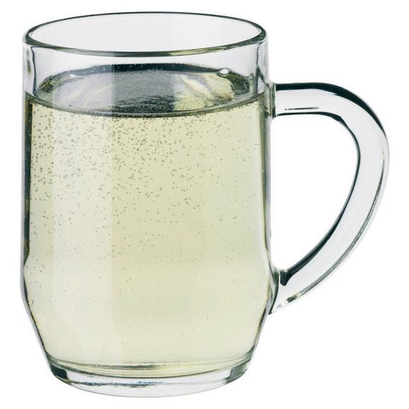 Trinkglas Jenny ca. 250ml - Klar, Glas (10.8/10.1/7.2cm)