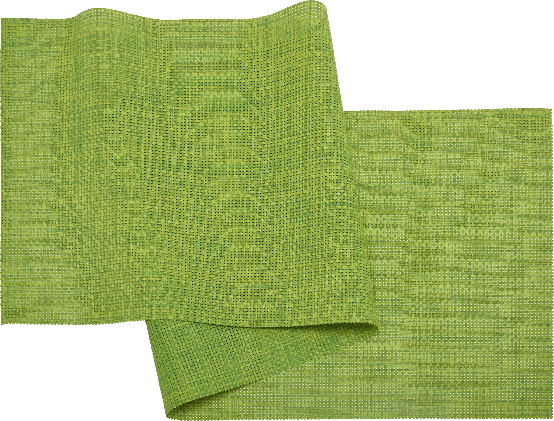 Asztali Futó Stefan - zöld, műanyag (45/150cm) - MÖMAX modern living