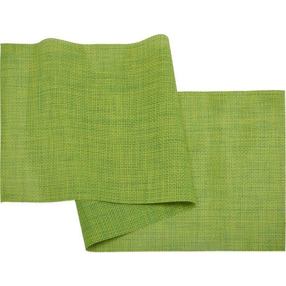 Nadprt Stefan - zelena, umetna masa (45/150cm) - Mömax modern living