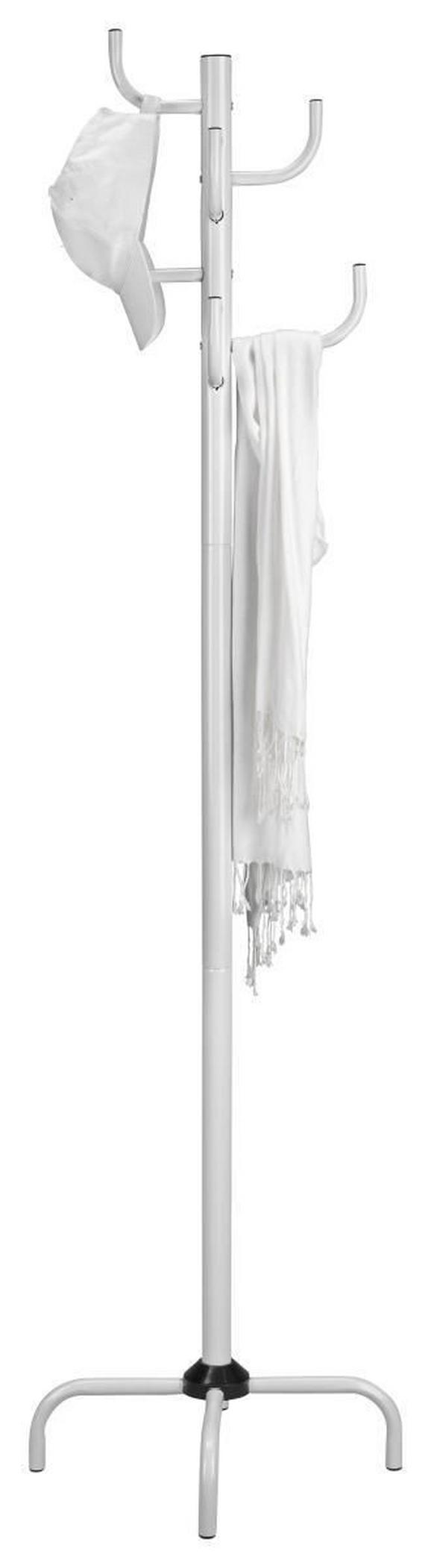 Kleiderständer in Weiß - (47/180/47cm) - MÖMAX modern living