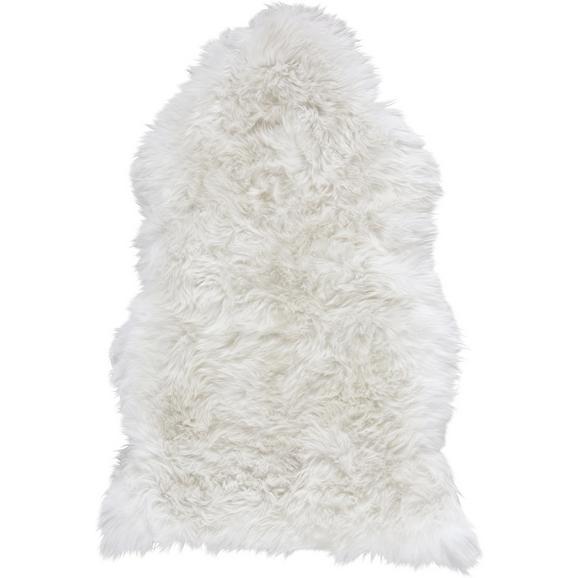 Fell Mona ca.95x60cm - Weiß, MODERN (95/60cm) - Bessagi Home