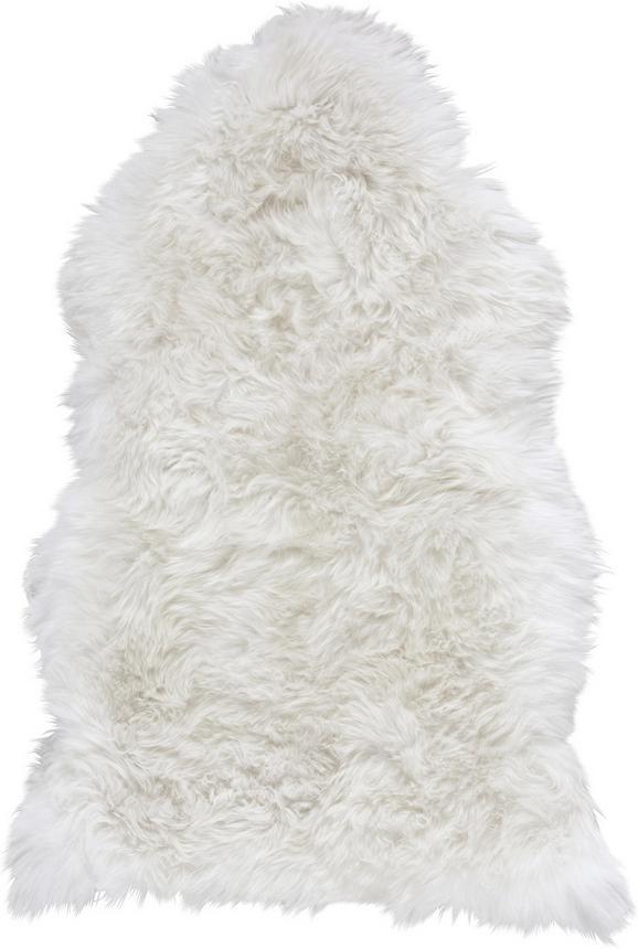 Schaffell Lea 95x60 cm - Weiß, MODERN (95/60cm) - Premium Living