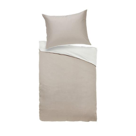 Lenjerie De Pat Belinda Xl - crem/nisipiu, textil (140/220cm) - Premium Living