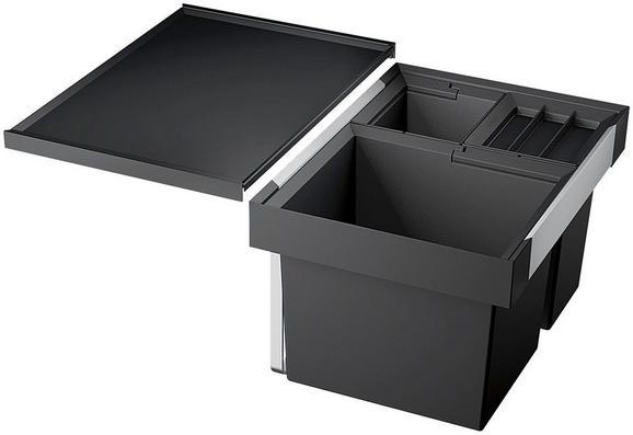Einbauabfallsammler Blanco Flexon II XL 521473 - Anthrazit, Kunststoff (56,8/37/40cm) - Blanco