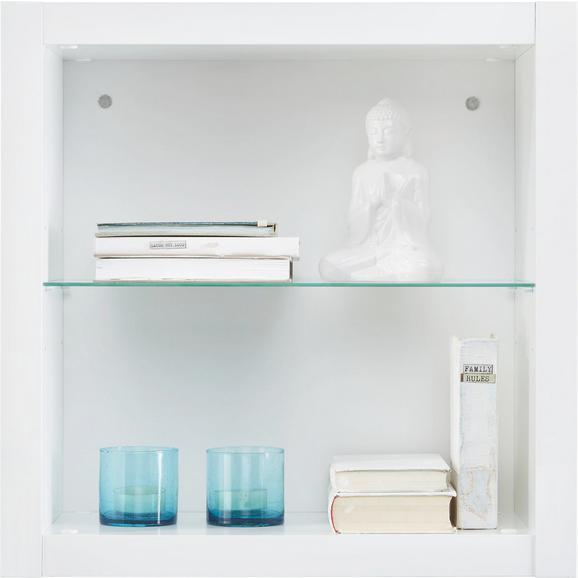 wandregal in wei hochglanz online kaufen m max. Black Bedroom Furniture Sets. Home Design Ideas
