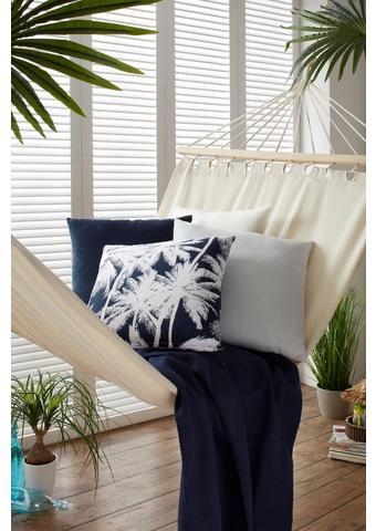 Hängematte Relax Natur - Naturfarben, Holz/Textil (100/200cm) - Mömax modern living