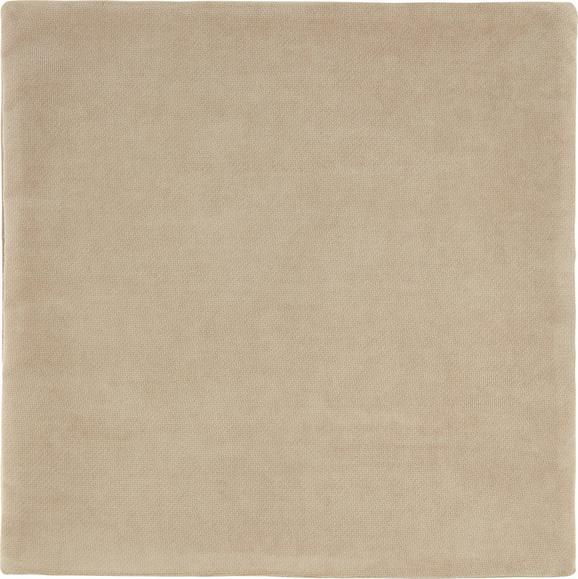 Kissenhülle Marit, ca. 40x40cm - Sandfarben, Textil (40/40cm) - MÖMAX modern living