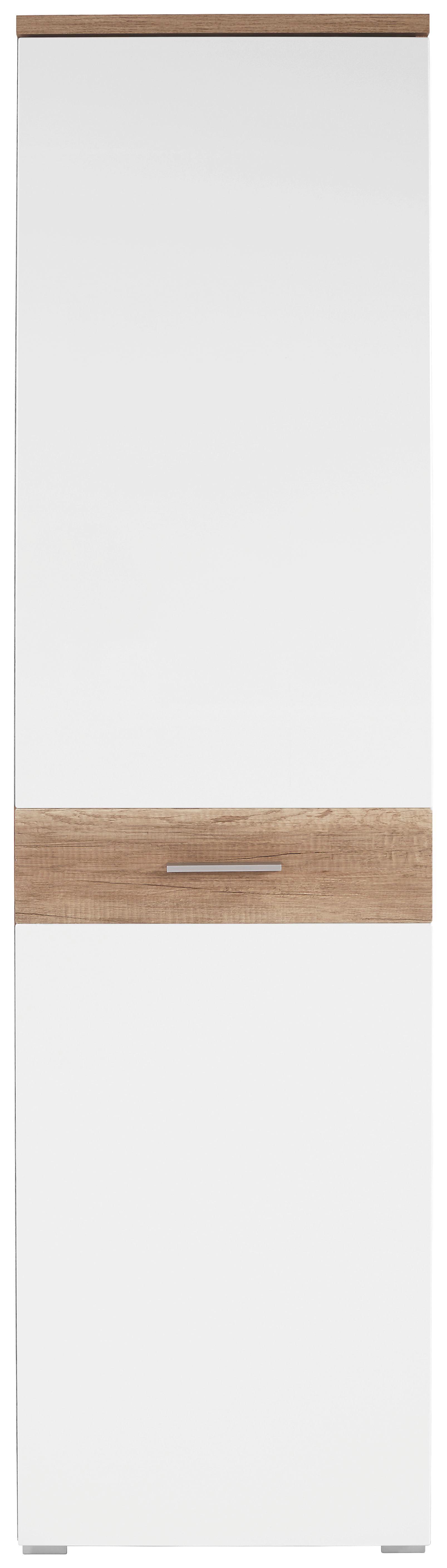 Cipősszekrény Space - modern (55/199/35cm)