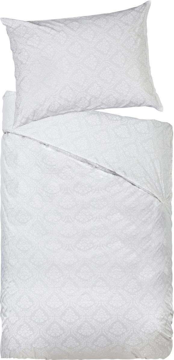 Bettwäsche Maya Weiß 140x200cm - Weiß, Textil (70/90cm) - Premium Living