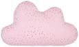 Zierkissen Clouds Verschiedenen Farben - Hellgrün/Rosa, Textil (50/30cm) - Mömax modern living
