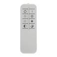 LED-Deckenleuchte Bezzi max. 60 Watt - Weiß, KONVENTIONELL, Kunststoff/Metall (7/12cm) - Premium Living