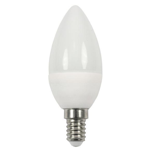 Leuchtmittel max. 1x4 Watt - Weiß, Keramik/Kunststoff (3,8/10,2cm) - Based