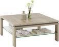 COUCHTISCH Eiche/Schieferfarben - MODERN, Holz (90/40/90cm) - Premium Living