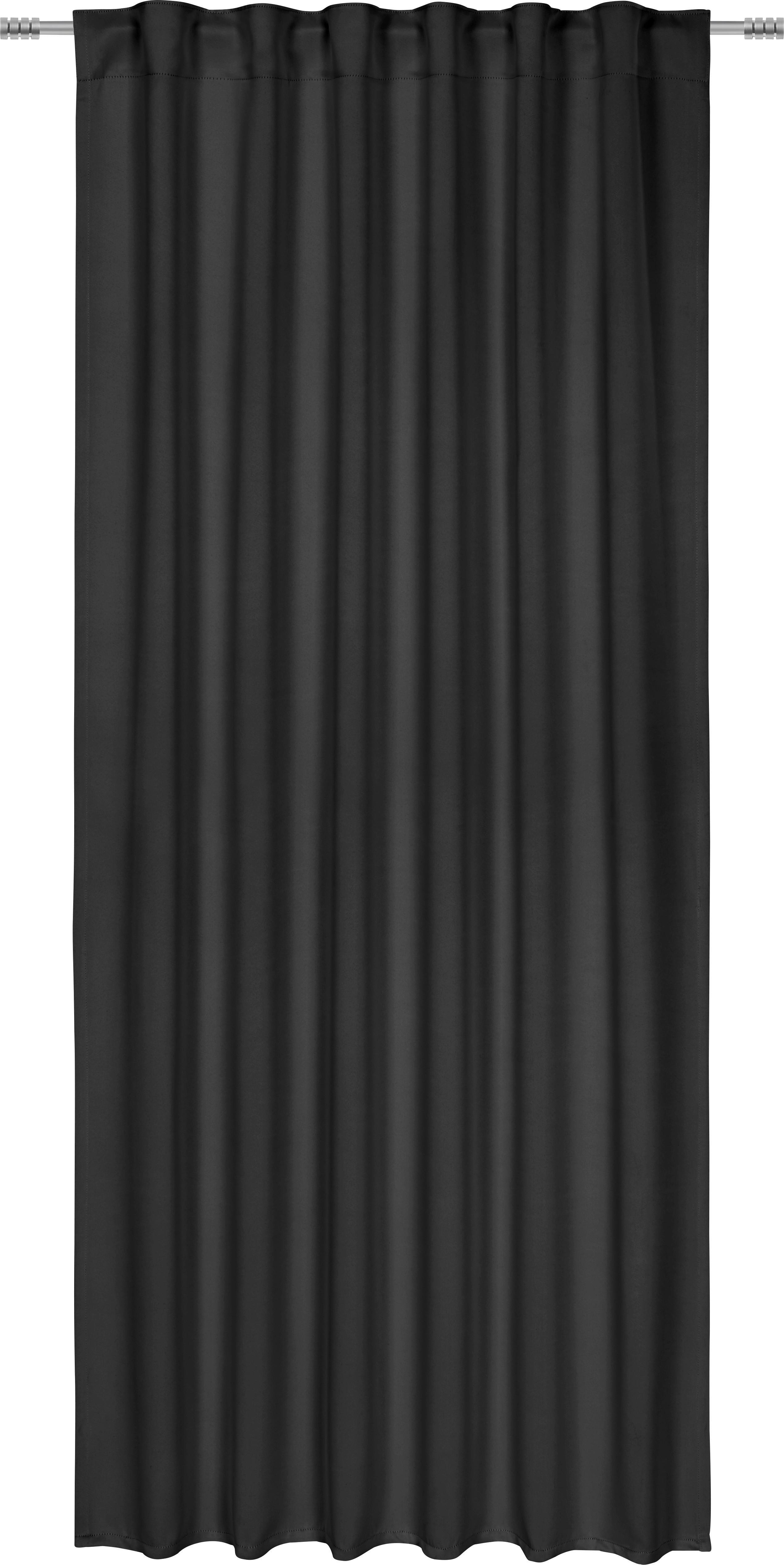 grau Thermogardine Vorh/änge 135 x 245 cm K/älte- und Hitzeschutz 2 x Verdunklungsvorhang Thermovorhang mit /Ösen