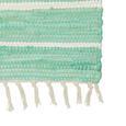 Handwebteppich Toni - Grün, MODERN, Textil (80/150cm) - Mömax modern living
