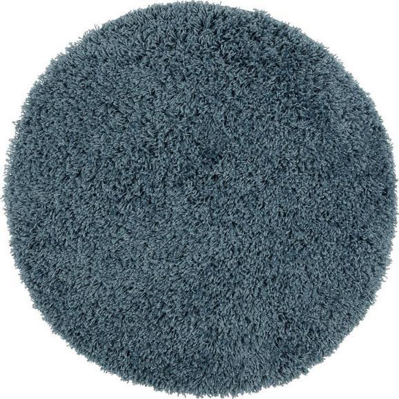 Hochflorteppich Bono, D.: ca. 80cm - Blau, KONVENTIONELL, Textil (80cm) - Mömax modern living