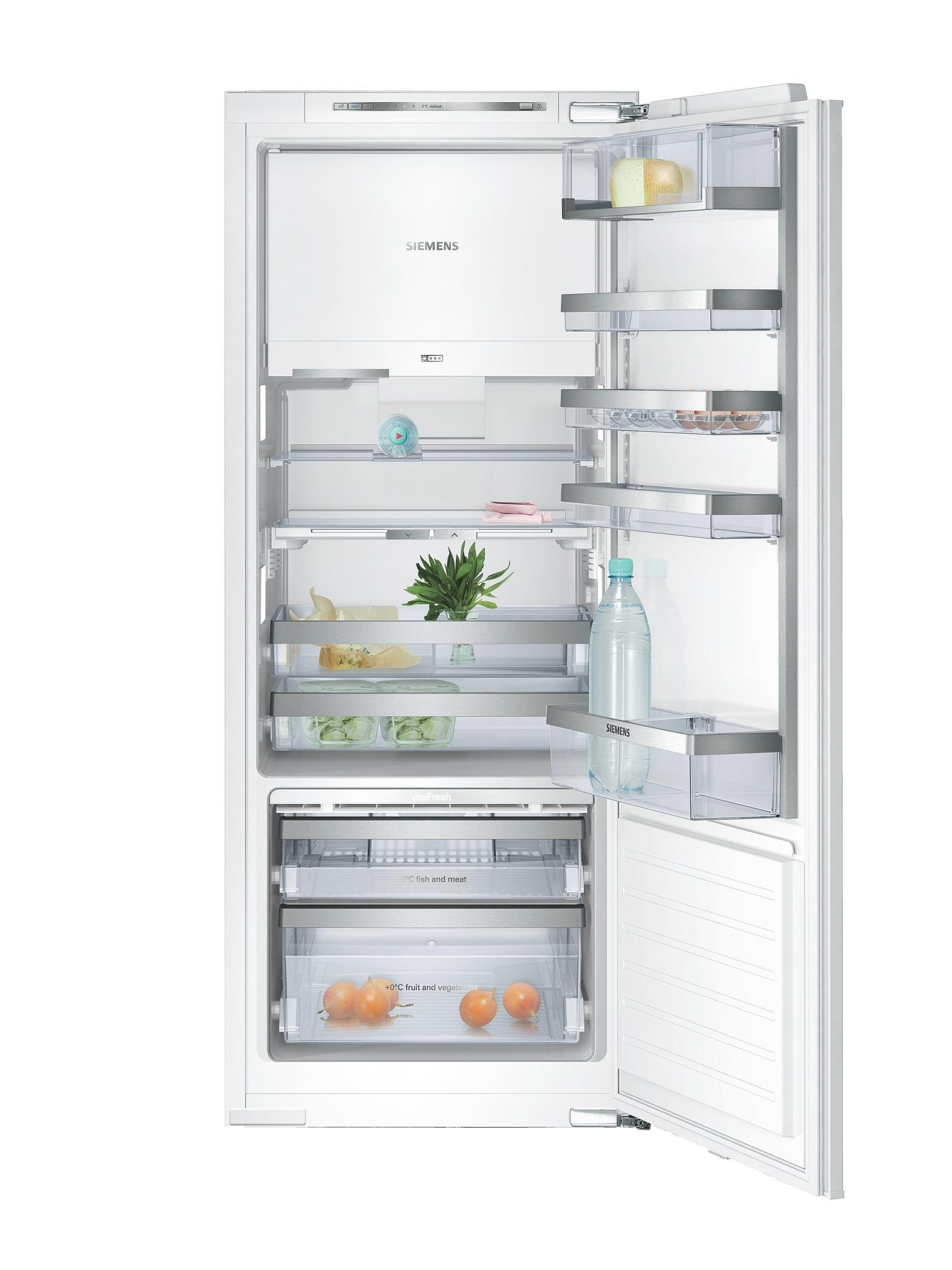 Kühlschrank Siemens Ki25fp60, EEZ A++ - Weiß, MODERN (55,6/139,7/54,5cm) - SIEMENS