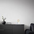 Namizna Svetilka Eni - krom, Moderno, kovina/umetna masa (10/10/10cm) - Mömax modern living