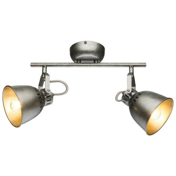 Reflektor Ulf - siva, Moderno, kovina (33/21cm) - Premium Living