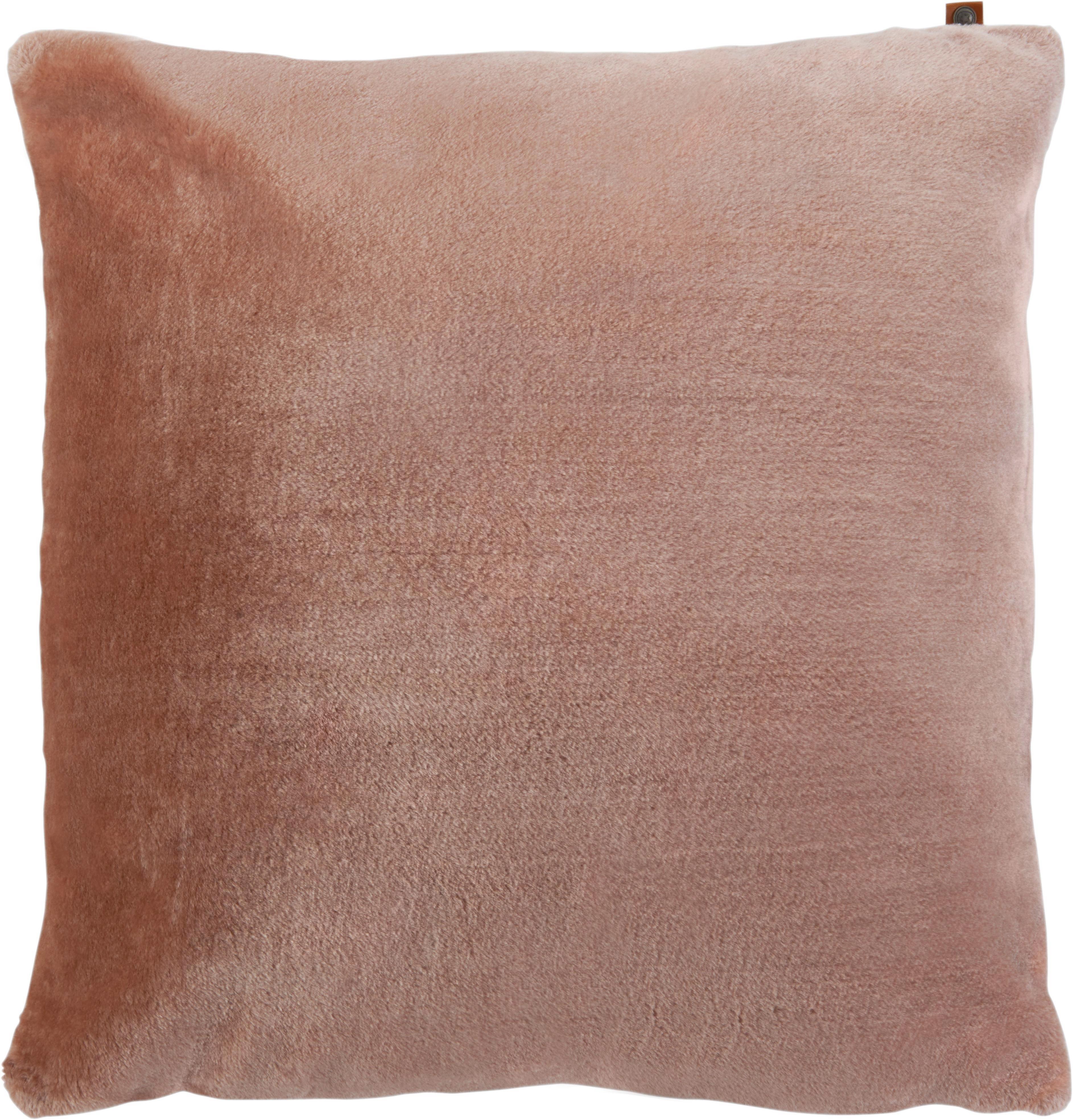 Zierkissen Eliza 60x60cm - Rosa, MODERN, Textil (60/60cm)