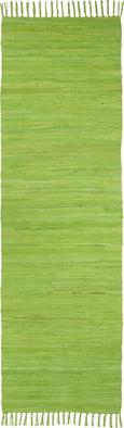 Krpanka Julia - svetlo zelena, Konvencionalno, tekstil (70/230cm) - Mömax modern living