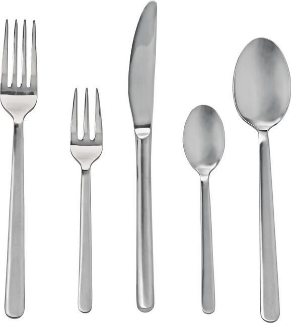 Besteckset Ronda 20-teilig - KONVENTIONELL, Metall - MÖMAX modern living