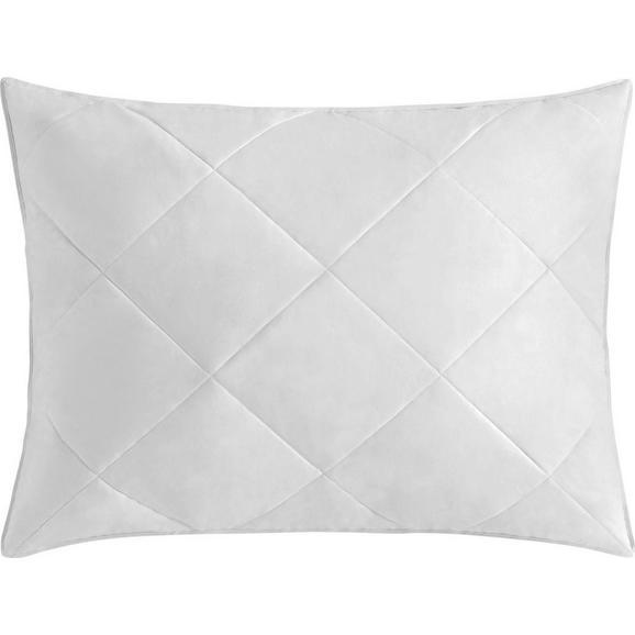 Kopfkissen Steffi Weiß ca. 70x90cm - Weiß, Textil (70/90cm) - Mömax modern living