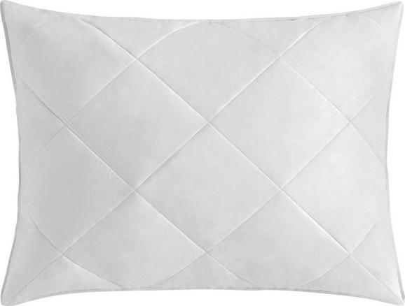Kopfpolster Steffi Weiß ca. 70x90cm - Weiß, Textil (70/90cm) - Mömax modern living