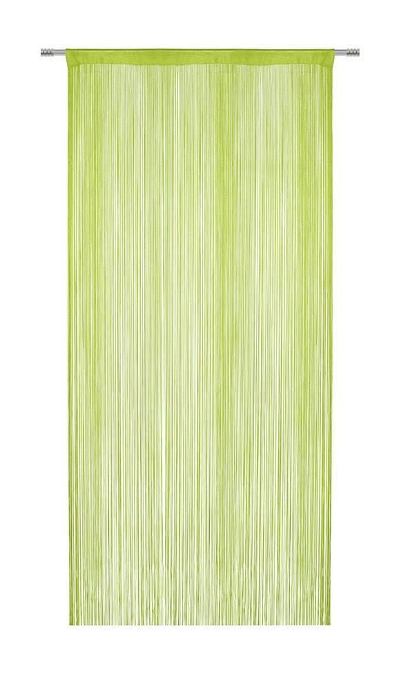 Nitasta Zavesa Franz - zelena, tekstil (90/245cm) - Mömax modern living