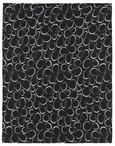 Fleecedecke Bubble 130x160cm - Pink/Petrol, Textil (130/160cm) - Mömax modern living
