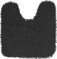 WC-Vorleger Jenny Anthrazit 55x55cm - Anthrazit, Textil (55/55cm) - Mömax modern living