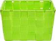 Korb Nelly aus Nylon in Grün - Grün, MODERN, Textil (19/19/11cm) - MÖMAX modern living