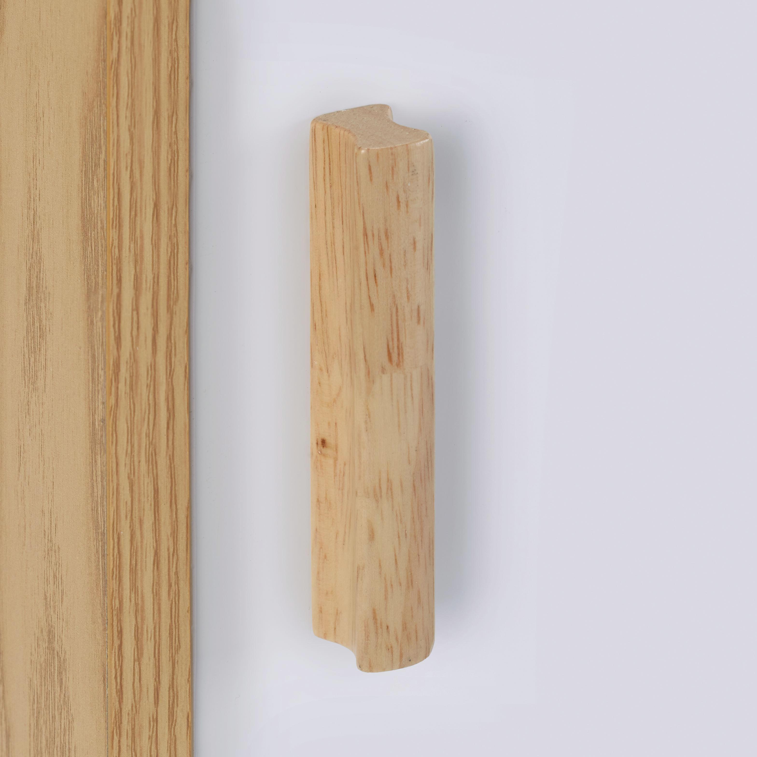TV-Element Aliona - Eschefarben/Weiß, MODERN, Holz (120/50/40cm) - MODERN LIVING