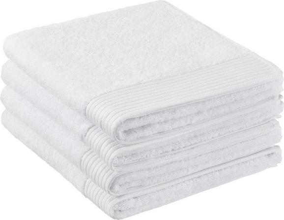Duschtuch Dolly ca.70x140cm - Weiß, KONVENTIONELL, Textil (70/140cm) - Mömax modern living