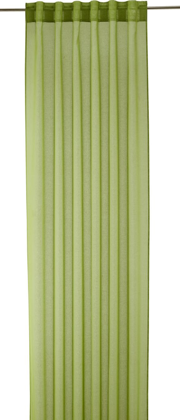 Končana Zavesa Tosca - 2-delni Set -eö- - zelena, tekstil (140/245cm) - Mömax modern living