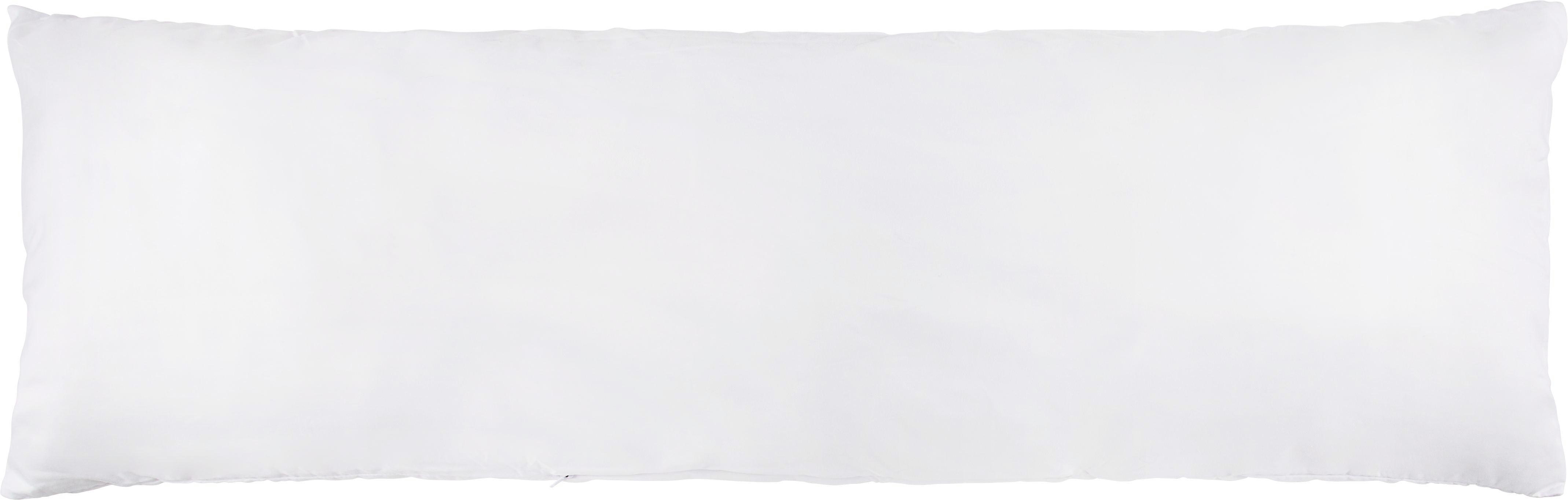 Kissenhülle Isi in Weiß , ca. 40x120cm - Weiß, Textil (40/120cm) - MÖMAX modern living