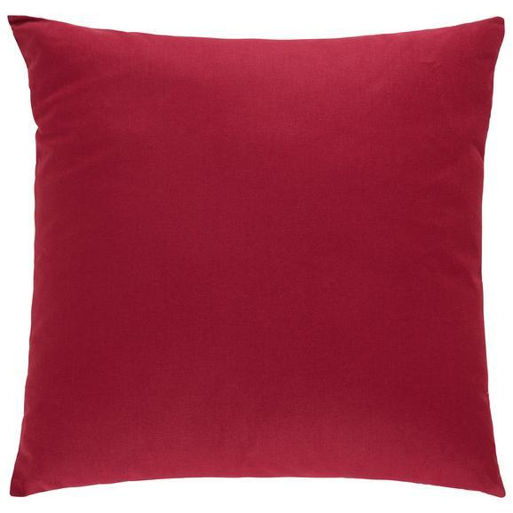 Pernă Decorativă Zippmex - Bordo, textil (50/50cm) - Based