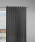 Zavesa Z Zankami Outdoor - antracit, Konvencionalno, tekstil (140/270cm) - Mömax modern living